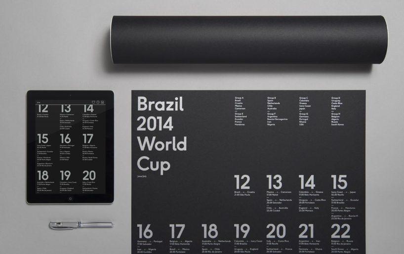 días y horarios de los partidos del mundial 2014