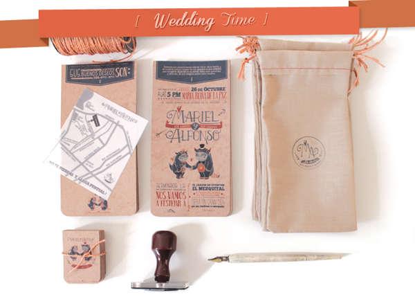 invitaciones de boda originales y baratas