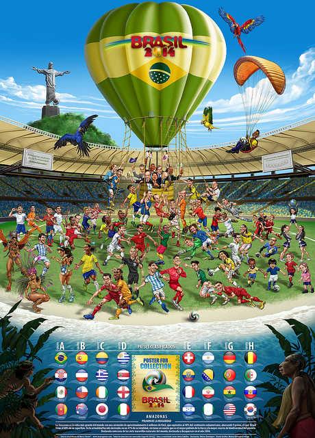 poster Brasil 2104