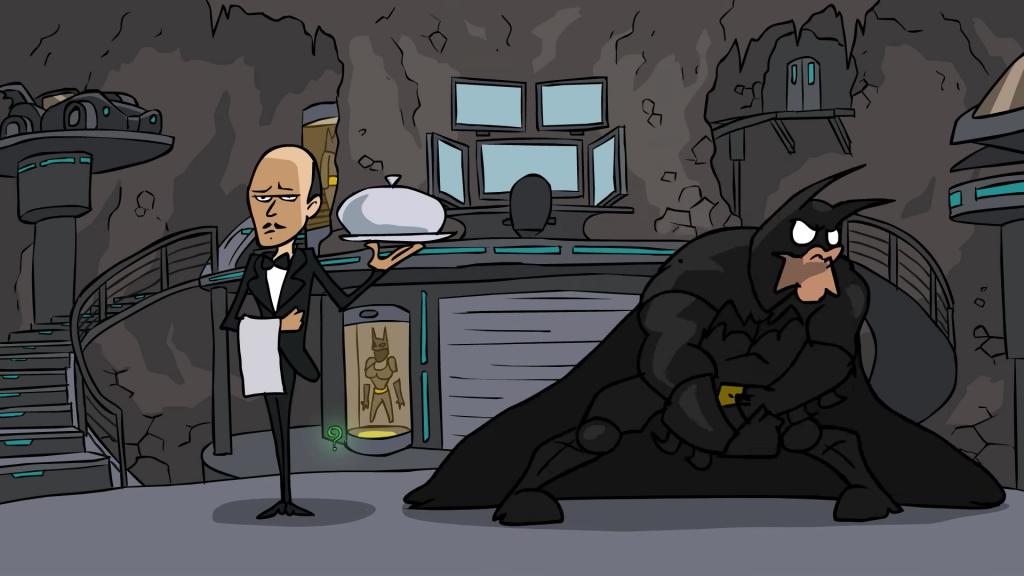 Batman-Batmetal