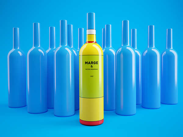 conceptos de botellas