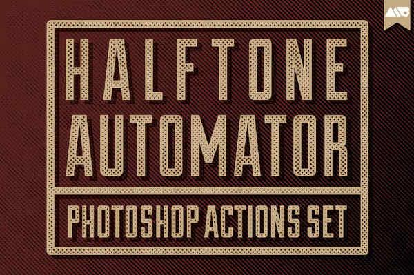 efecto halftone con photoshop