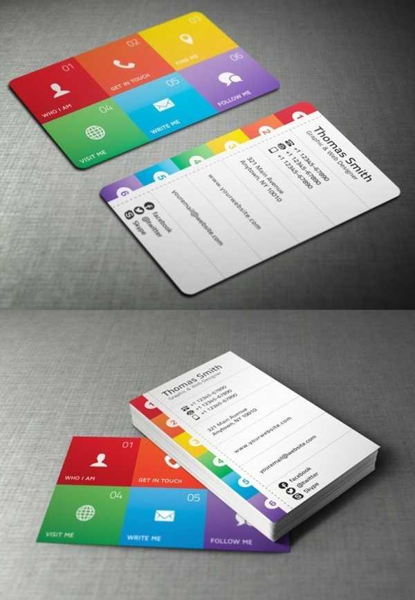 plantillas de tarjetas de presentación