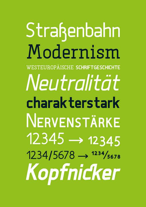 tipografía gratis neiga