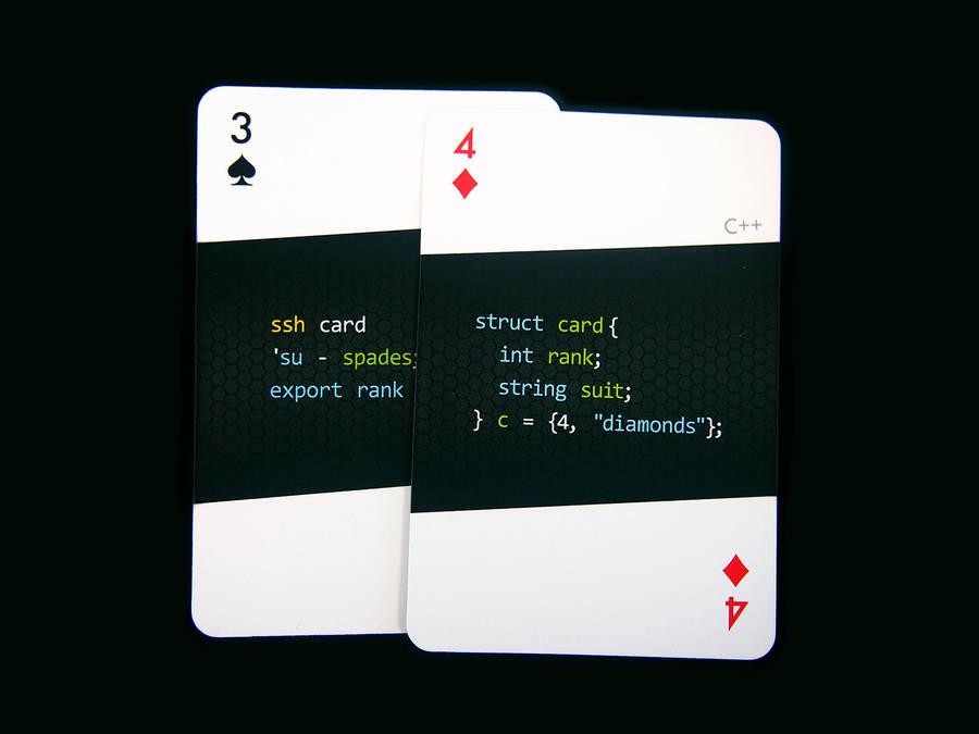 baraja para programadores