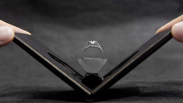 cajas para anillos de compromiso