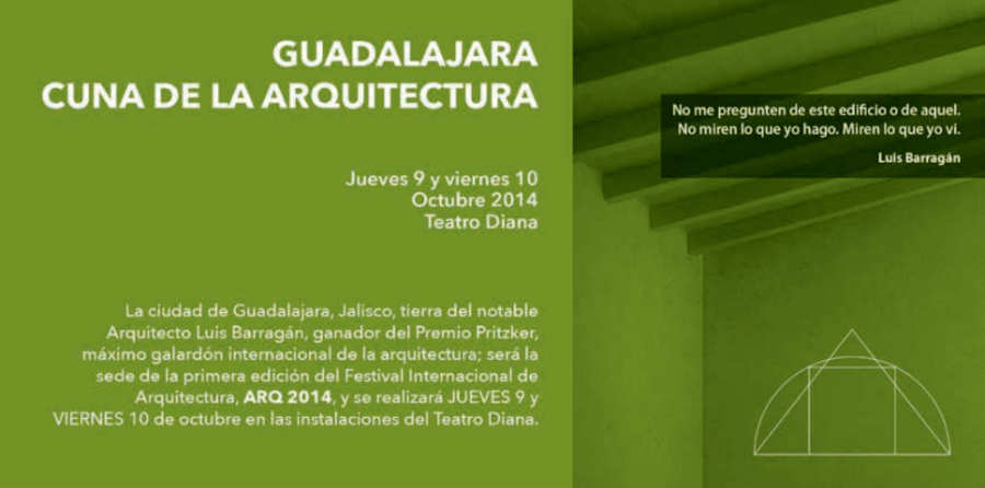 festival de arquitectura