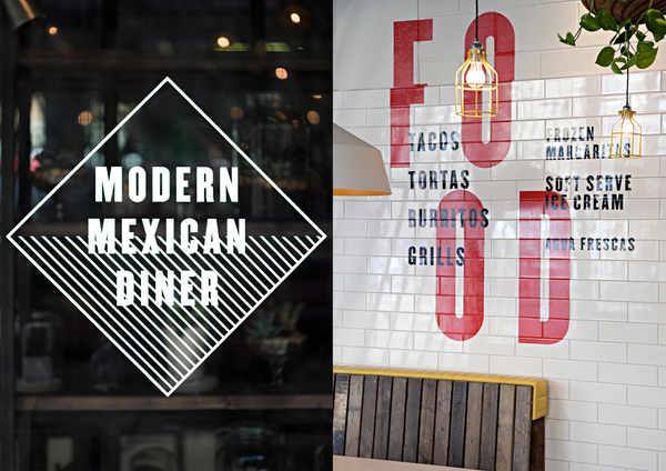 identidad corporativa para restaurante