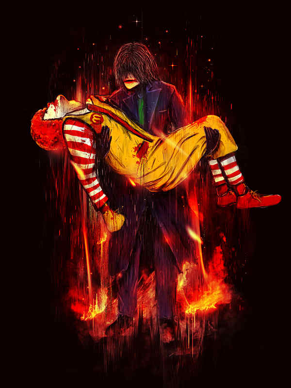 ilustración joker
