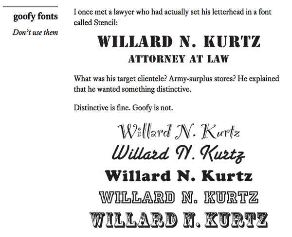 libro sobre tipografía