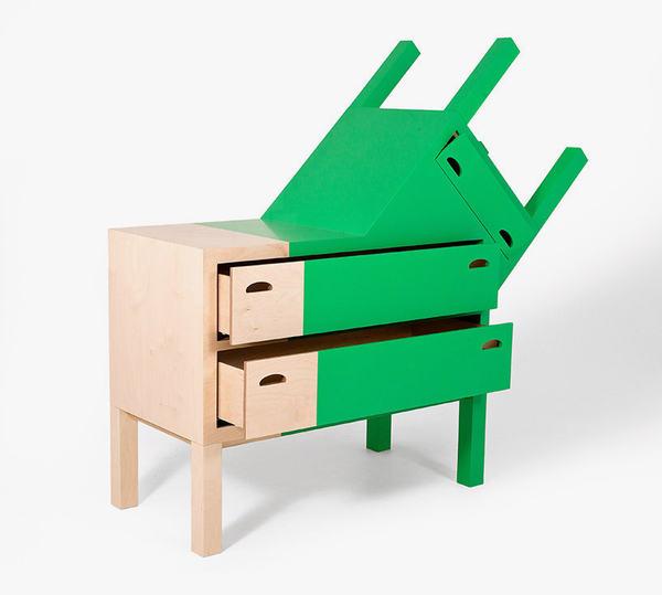 muebles diseño mexicano