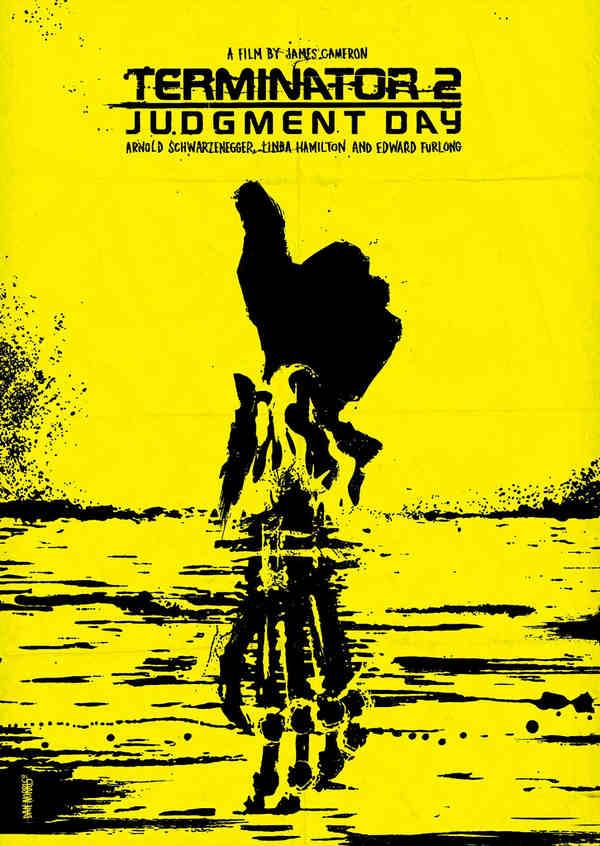 rediseño posters de películas