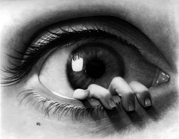 dibujos de ojos