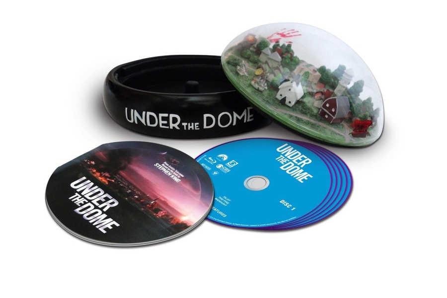 empaque edición limitada under the dome