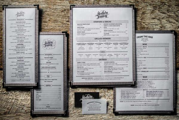 identidad corporativa restaurante
