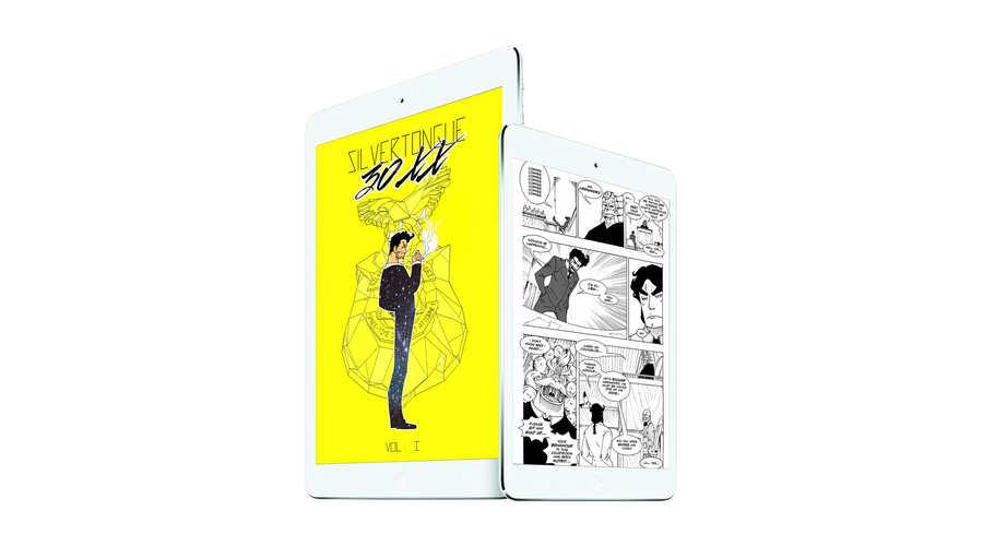manga digital