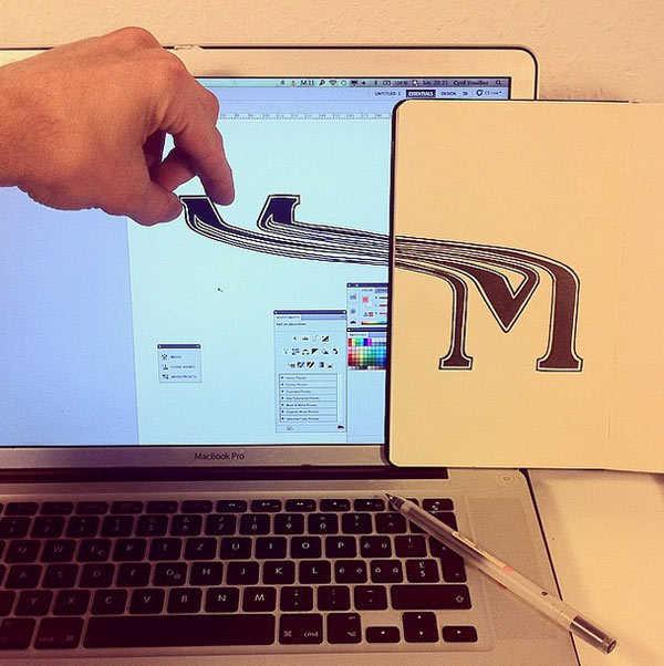 tipografías interactivas