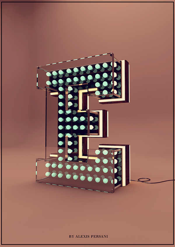 alfabeto creativo