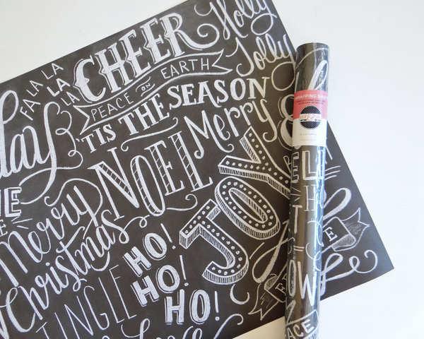 papel para envolver regalos