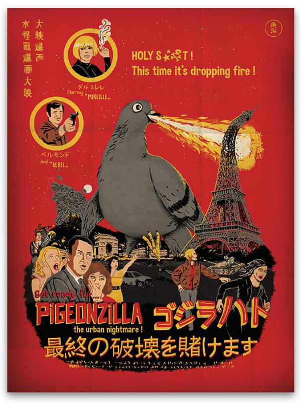 pigeonzilla