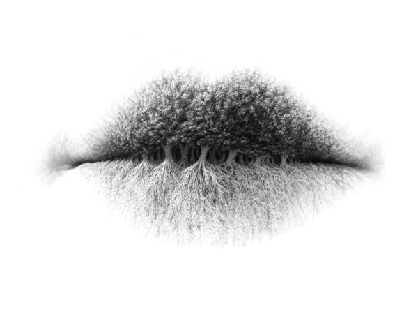 dibujos de labios