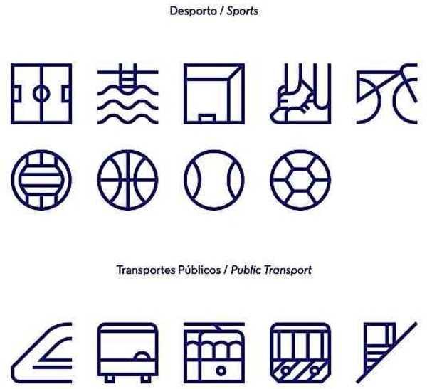 identidad visual Porto