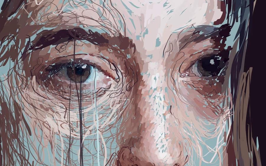 pixeles derramados