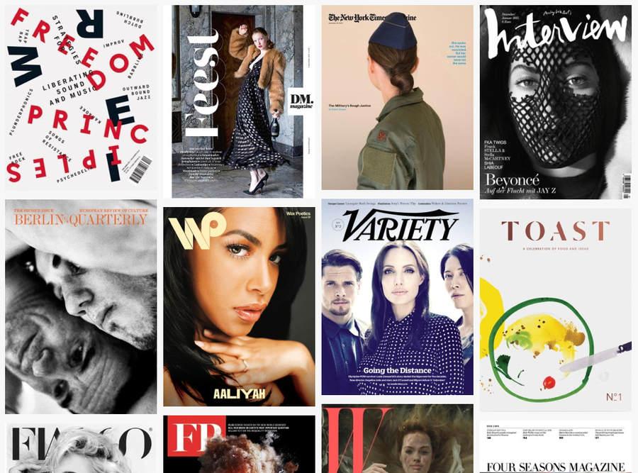 portadas de revistas