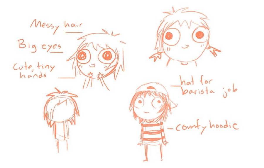 aprender a dibujar caricaturas