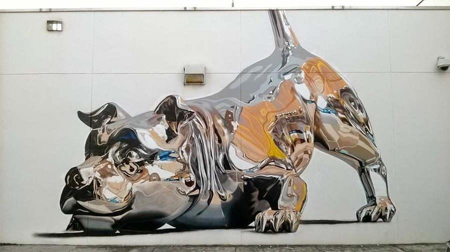 bikismo mural
