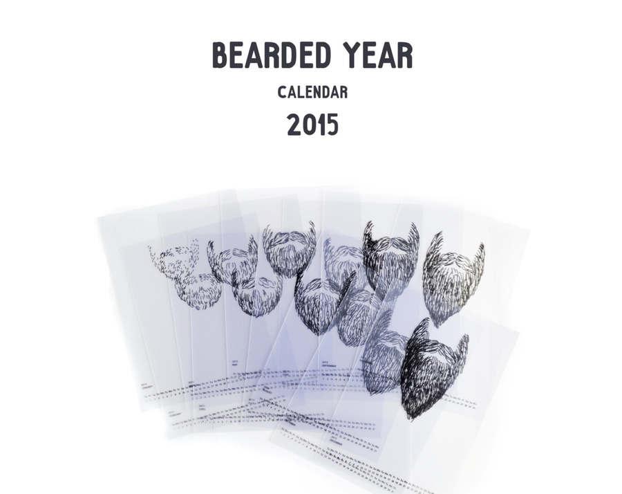 calendario de barbas 2015