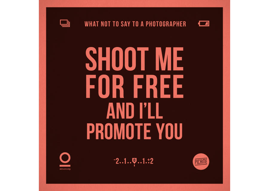 frases para no decir a fotógrafos