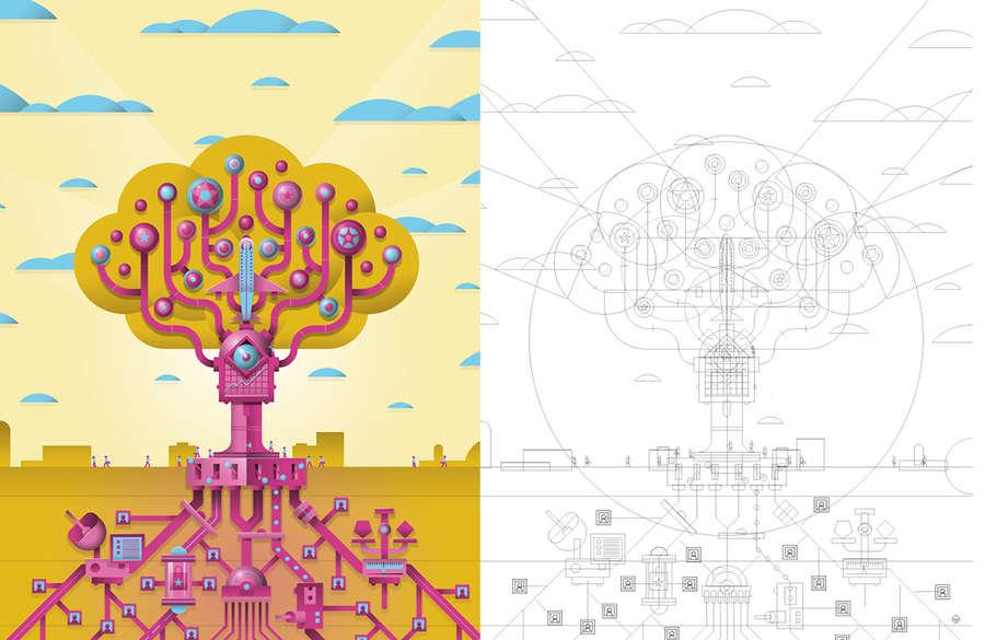 ilustraciones del 2014