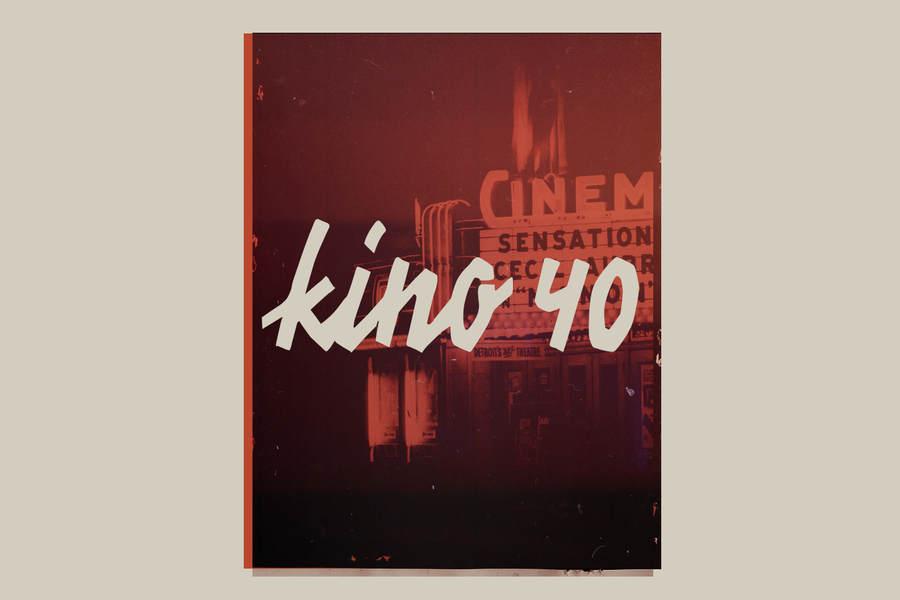 kino 40 tipografía gratis