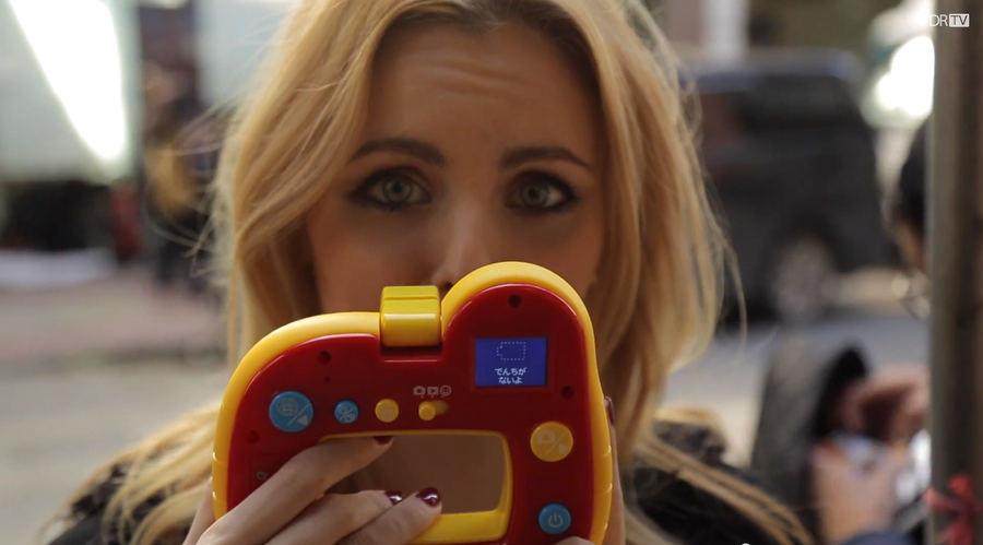 Lara Jade desafío con cámara barata