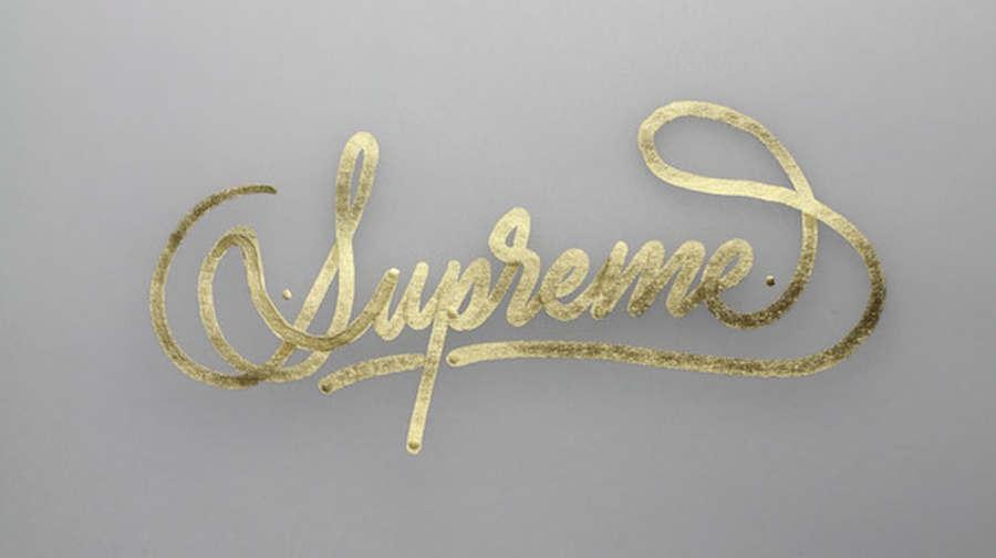 letras de oro