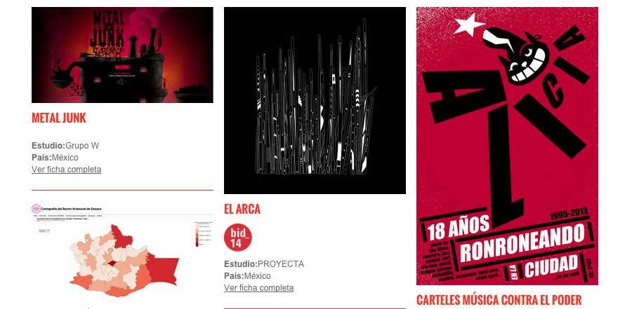 mexicanos en la bienal iberoamericana de diseño