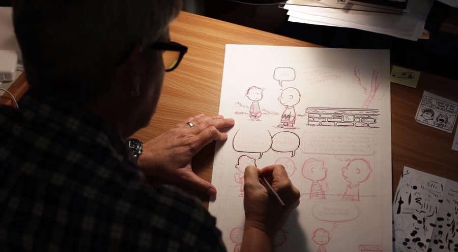 cómo dibujar a Charlie Brown