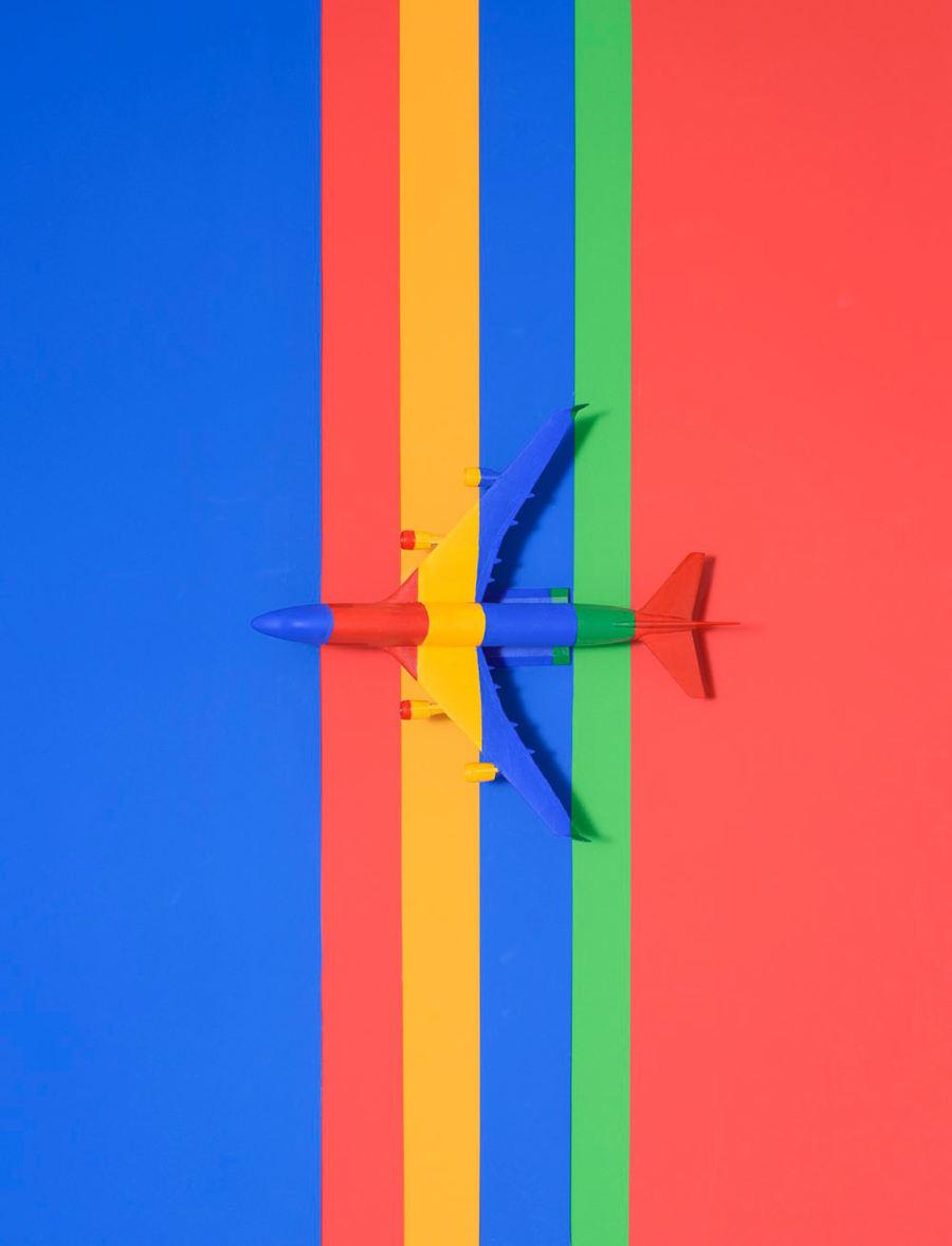 fotografía repetitiva