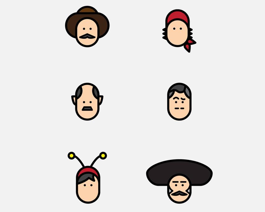iconos de México