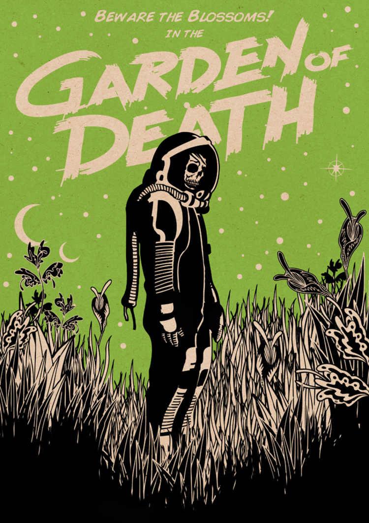 ilustraciones ciencia ficción