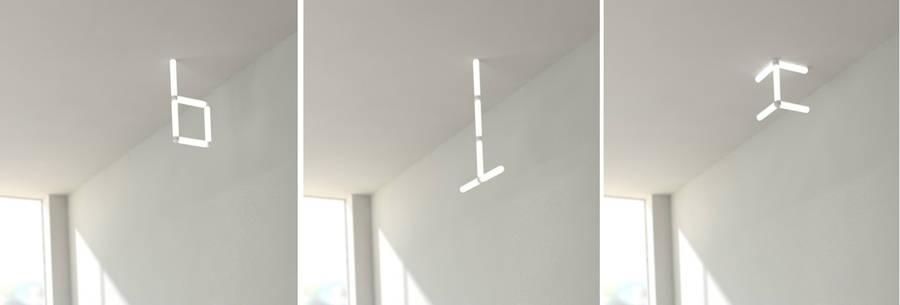 lamparas modulares