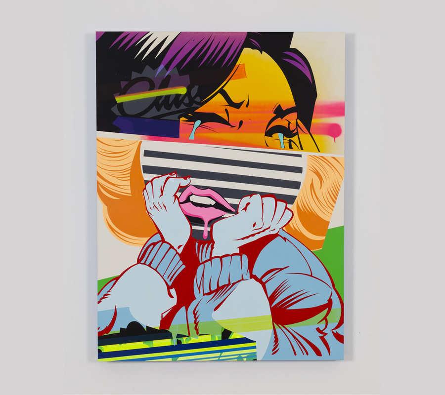 pinturas pop art
