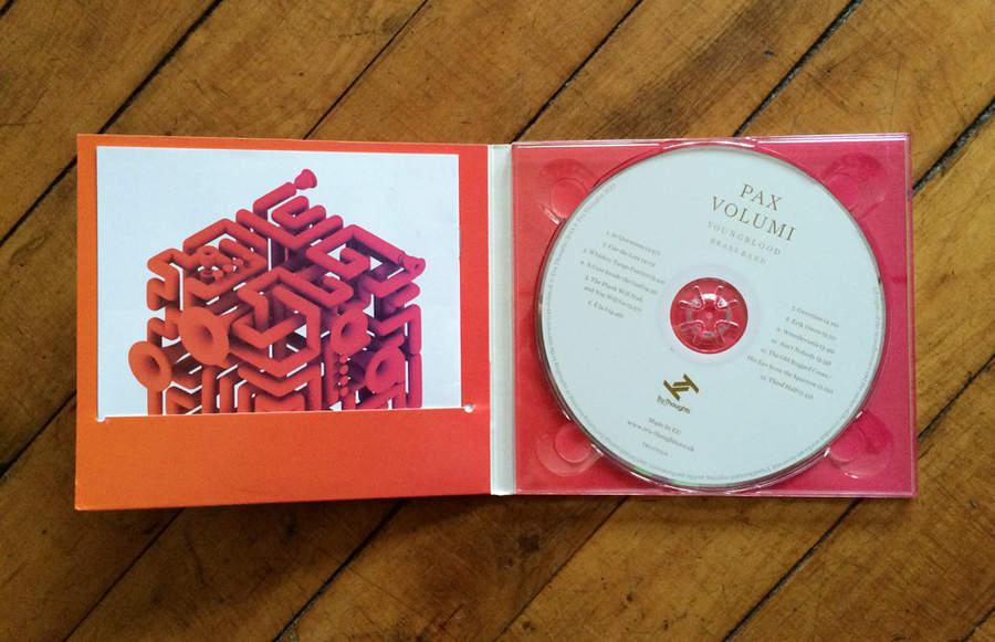 portada de disco