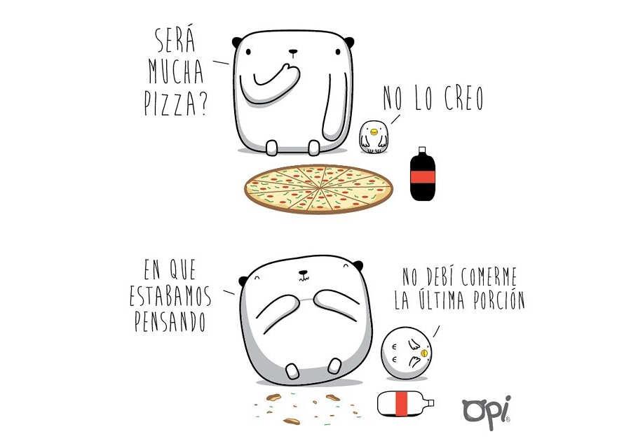 comics de Oscar Ospina