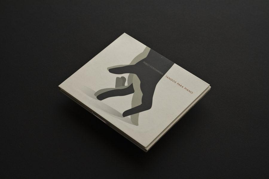 portada de disco música de tango
