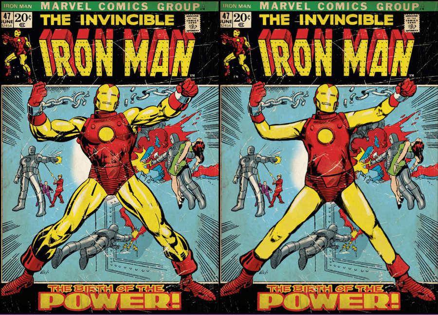 superhéroes con cuerpos realistas