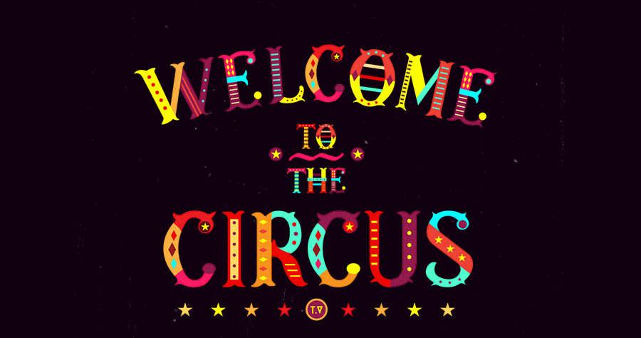 tipografía circo