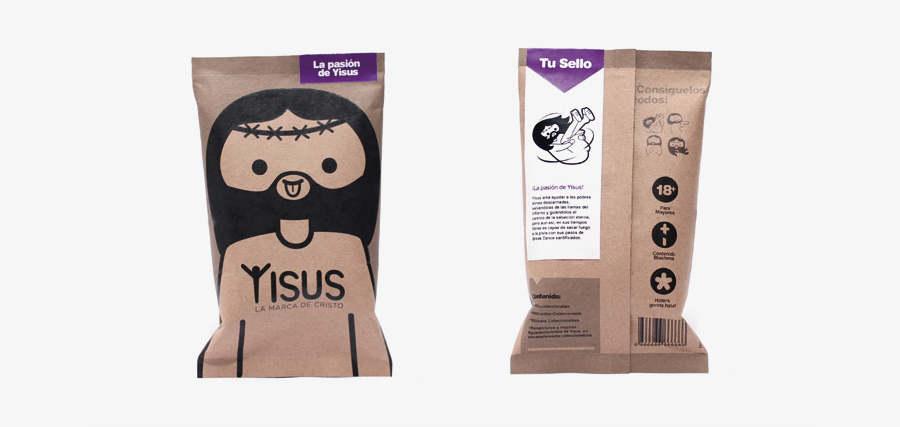 Yisus marca de cristo