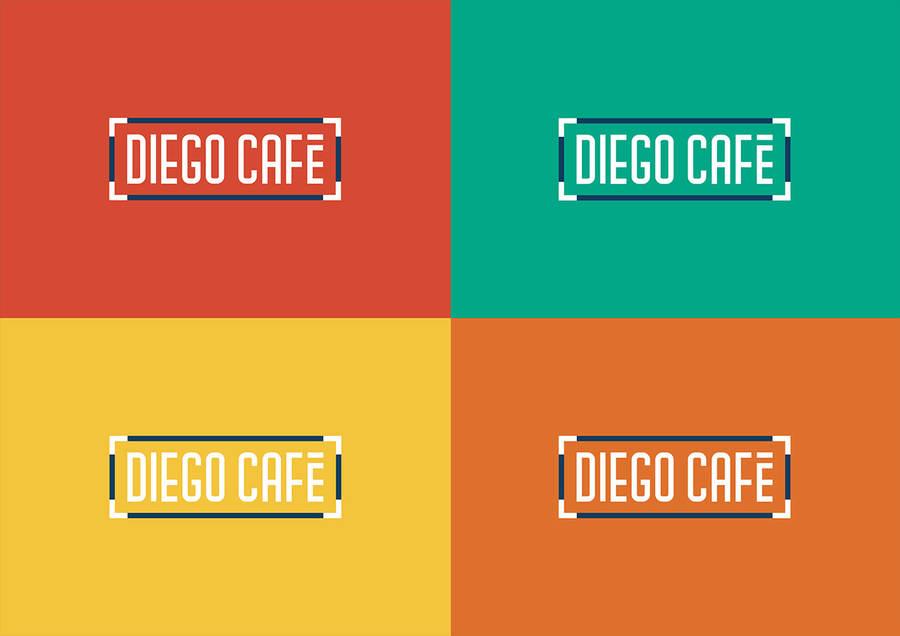identidad visual diego café